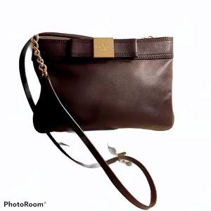 Vintage Kate Spade Crossbody Black Bag